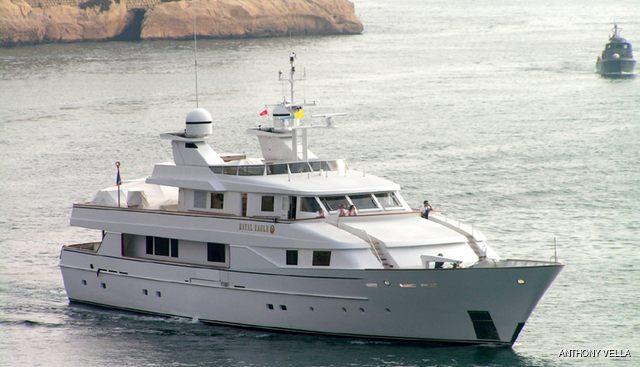Natalia V Charter Yacht - 2