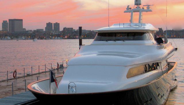 Myeerah Charter Yacht - 2