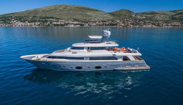 Seventh Sense Charter Yacht