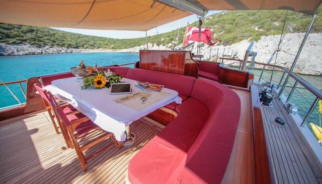 Clarissa Charter Yacht - 4