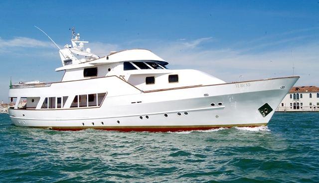 Bert Charter Yacht