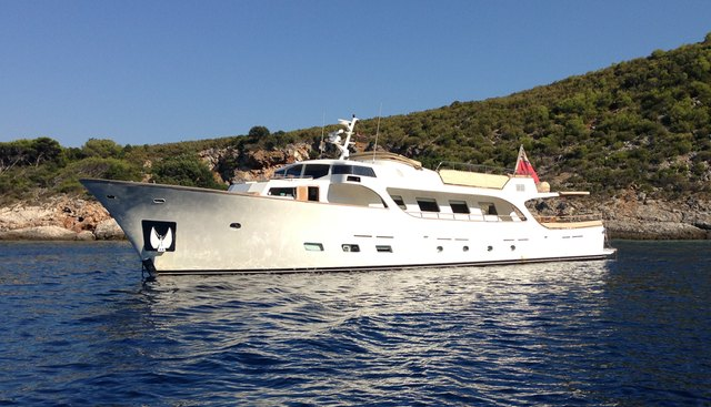 Conquest of 1966 Charter Yacht