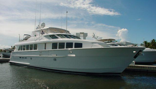Daydream IV Charter Yacht
