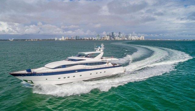 Troca One Charter Yacht