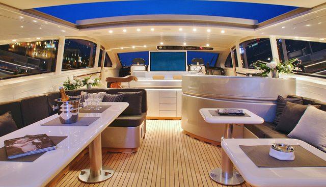 Sarah A Charter Yacht - 4