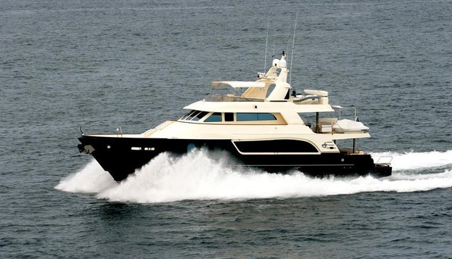 Tenggiritoo Charter Yacht