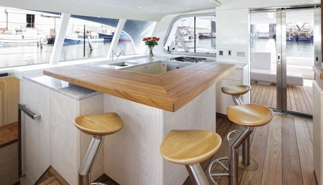 Tigerlily Too Charter Yacht - 3