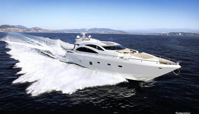 Sandy II Charter Yacht
