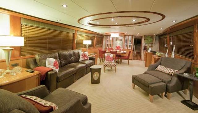 Octane Charter Yacht - 4