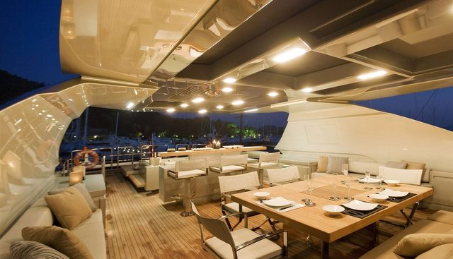 Fusion Charter Yacht - 2
