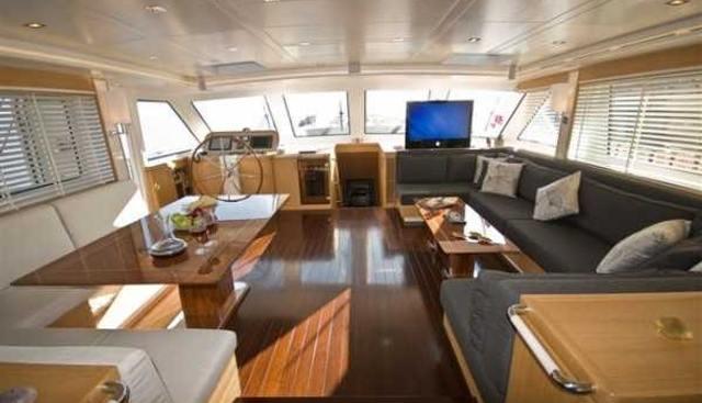Zelda Charter Yacht - 7