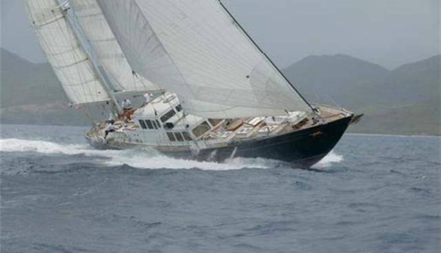 Blue Leopard Charter Yacht