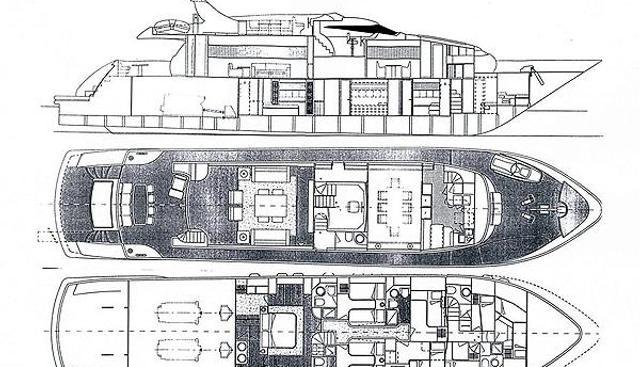 Sweet Dreams Charter Yacht - 3