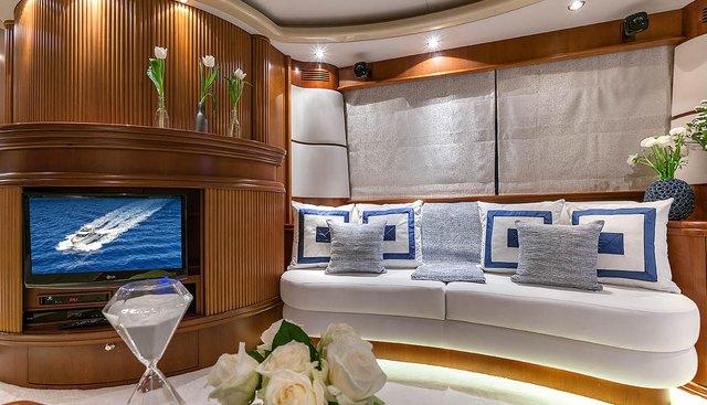 Iris Charter Yacht - 8