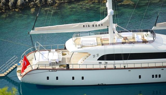 Big Boss Charter Yacht - 3
