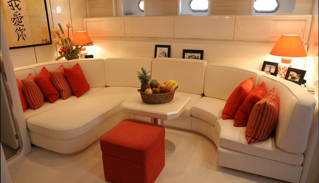 LUCE ONE Charter Yacht - 5