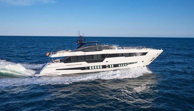 Mr Doom Charter Yacht