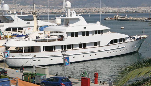Sheergold Charter Yacht - 4