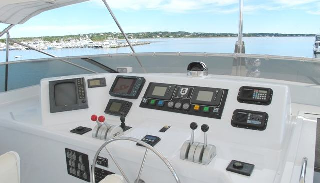 Joli Four Charter Yacht - 2