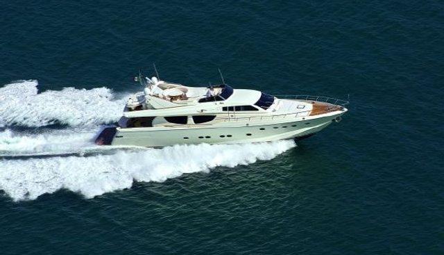 Technema 85 Charter Yacht