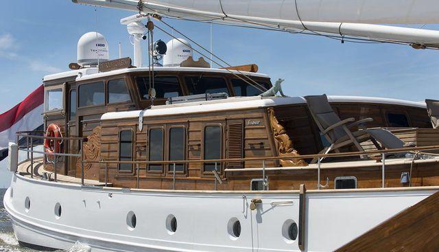 De Vrouwe Christina Charter Yacht - 2