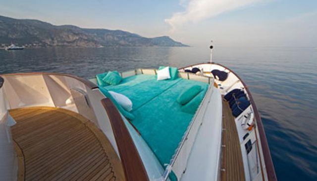 La Fidanzata Charter Yacht - 5