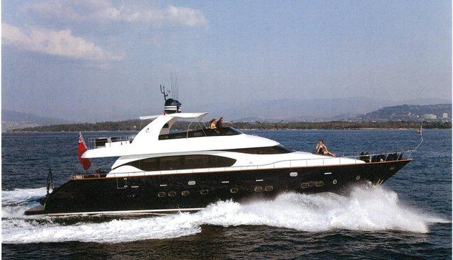 Asha Charter Yacht