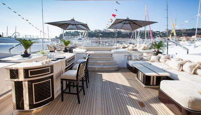 Illusion V Charter Yacht - 2