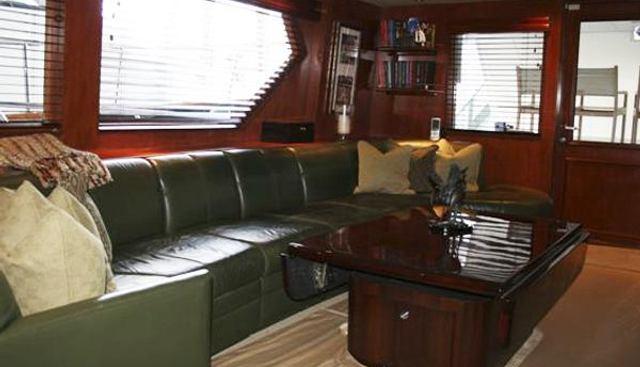 Uptown Charter Yacht - 3