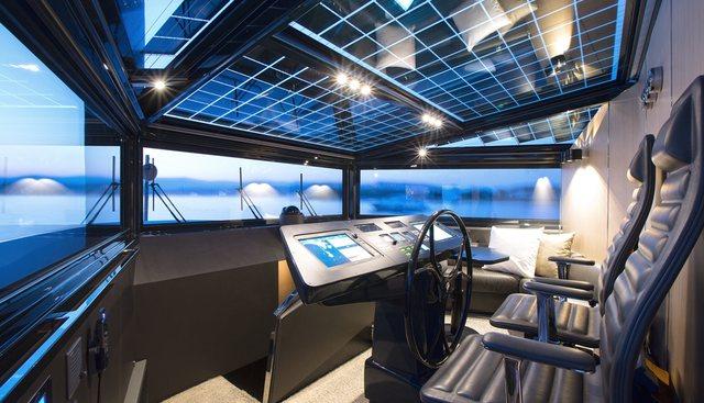 Pangea Charter Yacht - 7