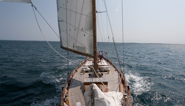 Ticonderoga Charter Yacht - 3