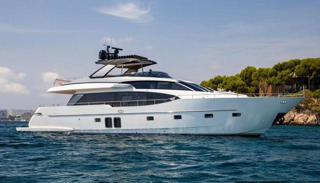 Regine Charter Yacht