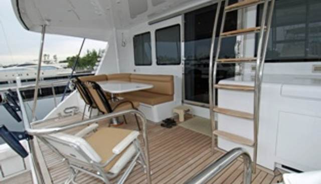 Slice Of Life III Charter Yacht - 4