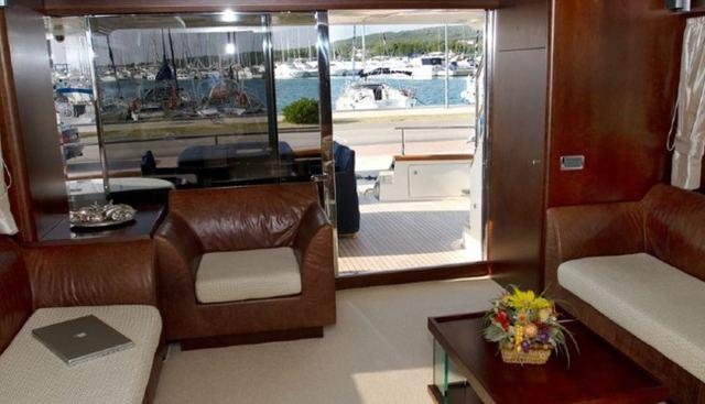 Rat Bat Blue Charter Yacht - 8