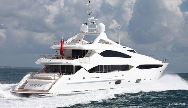 Tanvas Charter Yacht - 2