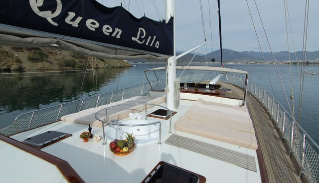 Queen Lila Charter Yacht - 3