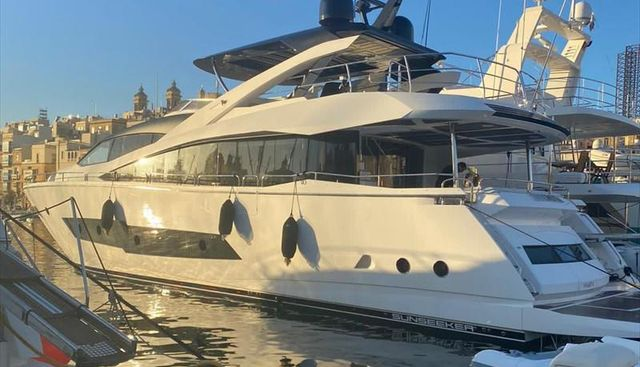Insomnia Charter Yacht - 5