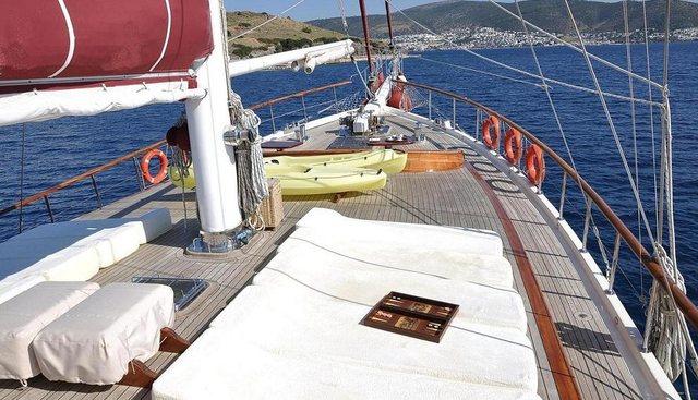 Palmyra Charter Yacht - 2