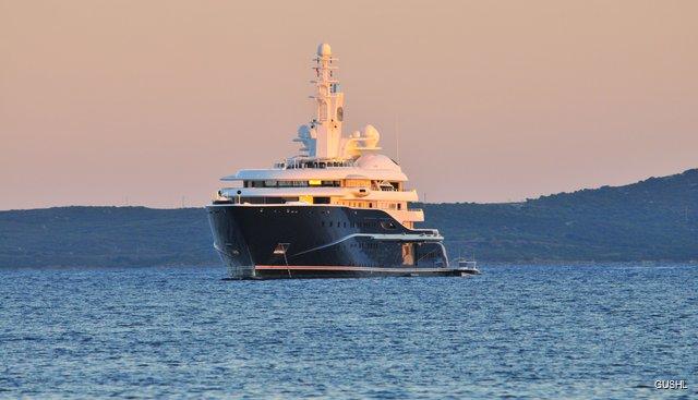 Al Mirqab Charter Yacht - 2
