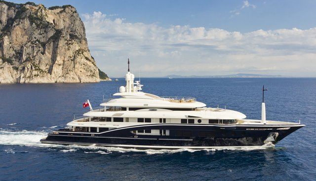 High Power III Charter Yacht