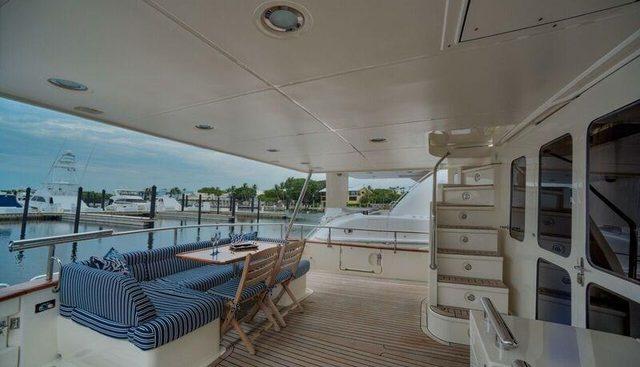Gracie Charter Yacht - 5