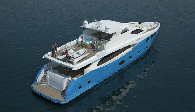 Sea Horse Charter Yacht - 3