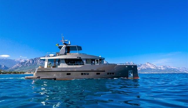 Bering 70 /01 Charter Yacht