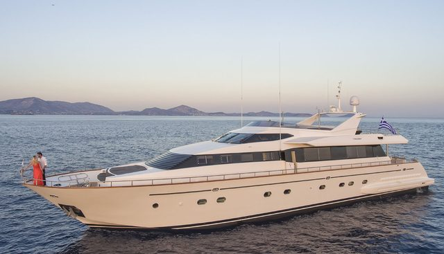 Martina Charter Yacht