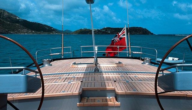 4K Charter Yacht - 4