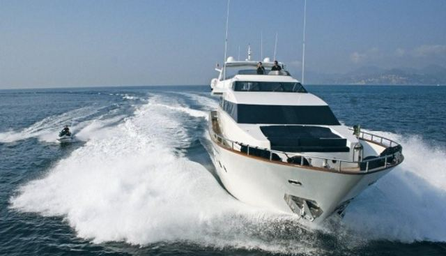 Monte Carlo Charter Yacht - 3