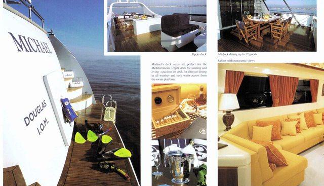 Michael II Charter Yacht - 3