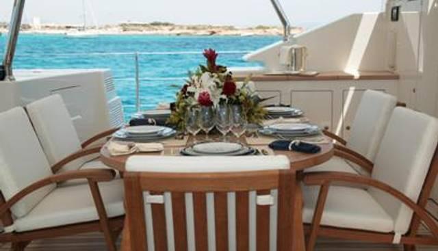 Mumu Charter Yacht - 7