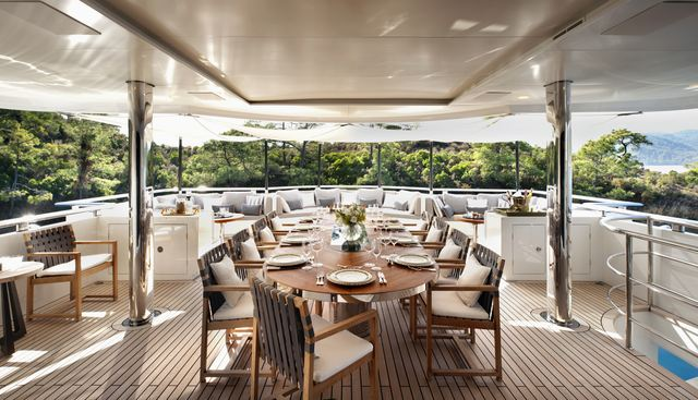 Orient Star Charter Yacht - 3