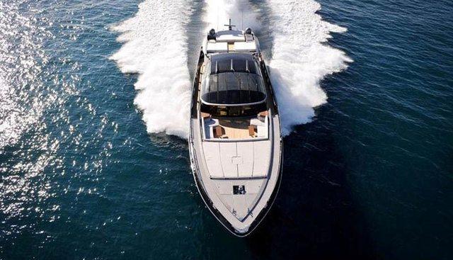 Fan One Charter Yacht